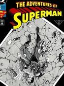 超人之死续:友人的葬礼漫画