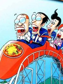 咖喱派漫画