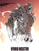 假面骑士Hybrid Insector漫画